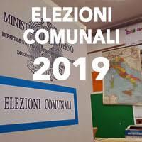 Calendario Elezioni.Elezioni Amministrative Comunali Del 26 Maggio 2019